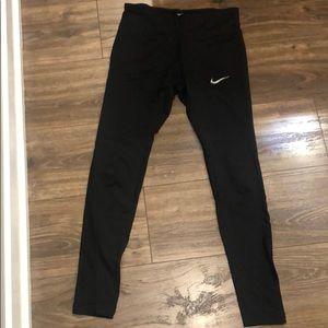 Black long NIKE leggings